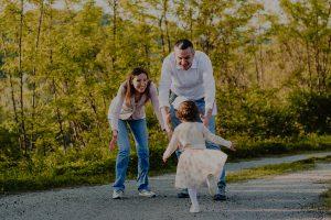Servizio famiglia - fotografia
